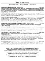 hospital volunteer resume example latest format samples experience resumes