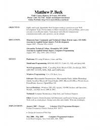 Office Resume Template Resume Templates For Openoffice 9 Office