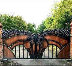 metal gate wall art wall gate decor metal gate wall art a trend decor wood iron