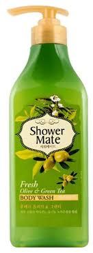 <b>Гель</b> для <b>душа Shower Mate</b> Оливки и зеленый чай — купить по ...