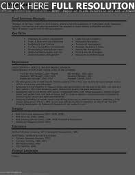 food service resume example sample resume objectives for food food service resume template resume templates resume sample objective for food service resume objective for