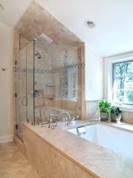 Partition Bathroom Design Bathroom Bright Airy Bathroom Design