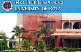 Kota University BSc 1st Year Result
