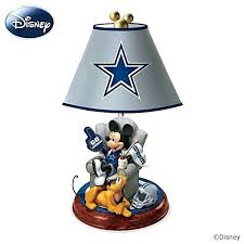 dallas cowboys touch lamp cowboys lamps photo 6 lamparas colgantes