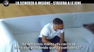 Le Iene, lo scherzo a Lorenzo Insigne | Genoveffa Darone | VIDEO - Il  Corriere del Pallone