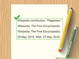 Standard Mla Format The Best Way To Cite A Wikipedia Article In Mla Format Wikihow