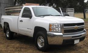 File:2008 Chevrolet Silverado 2500 LT regular cab.jpg - Wikimedia ...