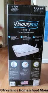 mattress in a box. beautyrest 1 mattress in a box l