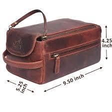 com toiletry bag for men toiletry bag for women leather toiletry bag travel dopp kit leather dopp men brown crazy horse clothing