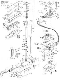 36 volt trolling motor wiring diagram best of minn kota maxxum 101 52 inch parts 1999