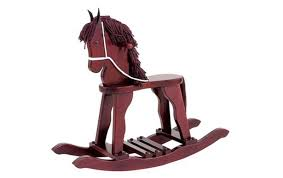 10 cool and fun rocking chairs for boys rilane kidkraft derby rocking horse