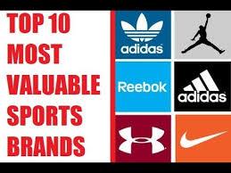 Sport Brands Top 10 Most Valuable Sports Brands Top Sport Brands List