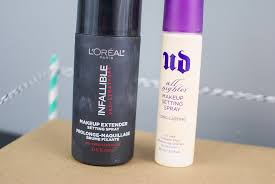 loreal makeup setting spray reviews mugeek vidalondon
