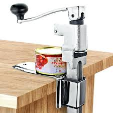 wall mounted can opener restaurant desk style can opener industrial table mount manual commercial bottle tin wall mounted can opener