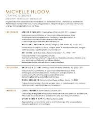 Resume Templates Open Office Free Extraordinary 28 Free Openoffice Resume Templates Ott Format Pertaining To Resume