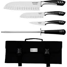 Japanese Kitchen Knife Set Of 5 Wooden Box Case Mr Takaaki Case Kitchen Knives