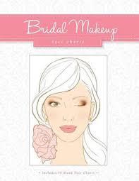 bol bridal makeup face charts 9781522846987 gina m reyna boeken