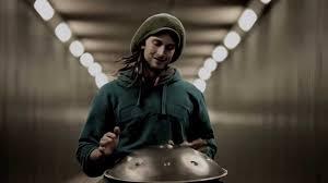 Solo Hang Drum in a Tunnel | Daniel Waples - Hang in Balance | London -  England [HD] - YouTube