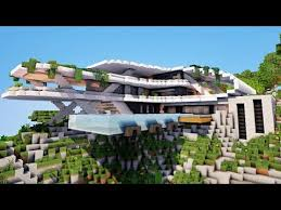 map minecraft maison affordable greenville idyllic village for map maison moderne minecraft