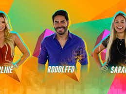 BBB 21: Enquete aponta quem deve ser o primeiro eliminado: Sarah, Rodolffo  ou Kerline | Big Brother Brasil