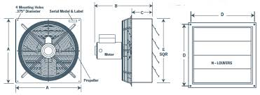 sd standard exhaust fans barn & exhaust fans livestock fans 88 S10 Wiring Diagram at Canarm S10 B2 Wiring Diagram