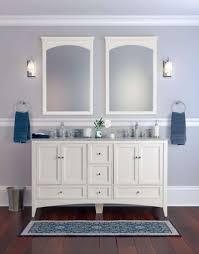 Bathrooms Design Bathroom Mirrors Framed White Stunning