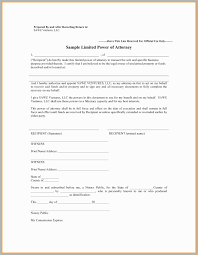 Authorisation Letter Format India Fresh 14 Simple Power Of Attorney