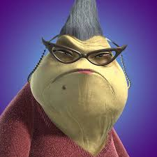monster inc characters. Delighful Inc Roz For Monster Inc Characters
