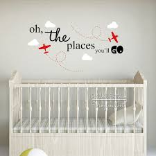 uncategorized oh the places you ll go baby bedding marvelous bedding airplane crib baby and kids