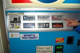 Liquor Vending Machine Gorgeous Foods That Should Be In Vending Machines KCET