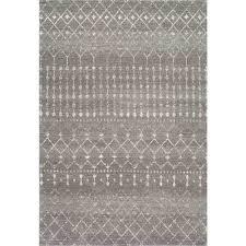 blythe dark grey 8 ft x 10 ft area rug