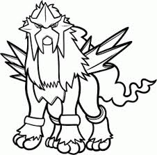 Small Picture How to draw entei Hellokidscom