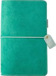 webster s pages aspen green suede traveler notebook