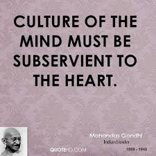 Quotes About Culture Fascinating Mohandas Gandhi Quotes QuoteHD