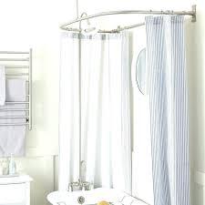 clawfoot shower curtain bathtub shower curtain large size of tub acrylic bathtubs accessories rod rods for tubs sh clawfoot shower curtain liner