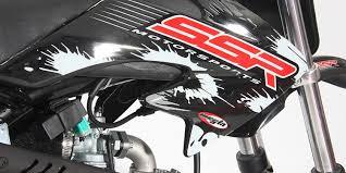 ssr sr110 110cc pit bike with manual transmission kick start free