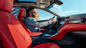 2018 Toyota Camry Engine Specs & Performance Features