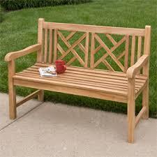 teak outdoor bench. Zoom Teak Outdoor Bench I