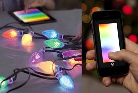 iphone controlled lighting. Lumenplay Interactive App Controlled String Lights 16 Million In Decorations 1 Iphone Lighting P