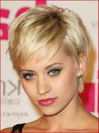 Pictures Of Short Hairstyles For Fine Thin Hair 398556 Oval Face