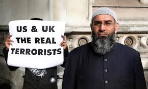Image result for Anjem Choudary PHOTO