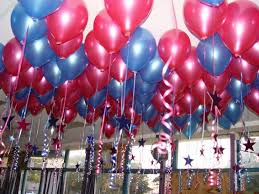 office party decorations. balloon party office decorations