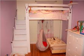 decorating lovely girls bed with desk 23 bunk beds for loft kids all about home ideas