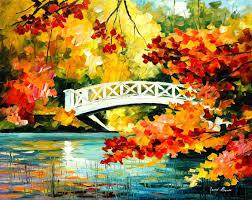 paintings on canvas paintings bridge over innocence