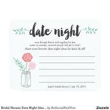 date night invitation template invitation bridal shower ideas pinterest bridal shower