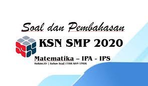 Anda bisa mendownloadnya dalam bentuk pdf dibawah ini: Download Soal Dan Pembahasan Ksn Ips Smp 2020 Lengkap Pdf