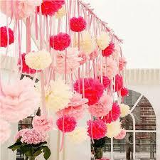 Paper Puff Ball Decorations Magnificent Diy Flower Ball Room Decor Gpfarmasi Cb32a32e32