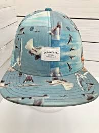<b>Akomplice</b> For The Love 5 Panel Leather Strapback Cap Hat Birds ...
