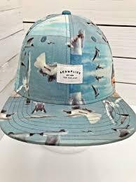 <b>Akomplice</b> For The Love 5 Panel Leather Strapback Cap Hat Birds ...