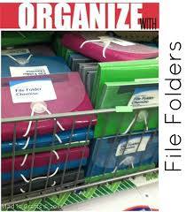Magazine File Holder Dollar Store Organize Your Whole House with One Trip to the Dollar Store Mad 6